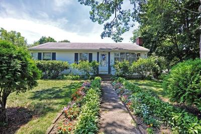 Attleboro Single Family Home For Sale: 58 Holly St