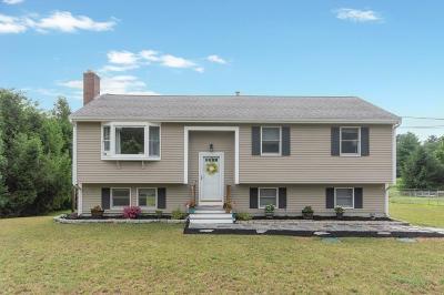 Taunton Single Family Home Under Agreement: 965 Burt Street