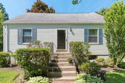 Ashland Single Family Home Under Agreement: 6 Tudor Lane