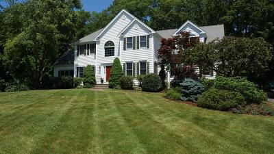 Medway Single Family Home Under Agreement: 14 Broad Acres Farm Rd