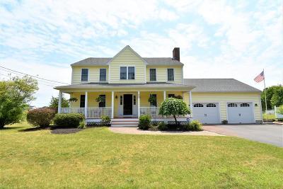 Attleboro Single Family Home For Sale: 489 Oak Hill Avenue