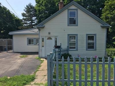 Saugus MA Single Family Home For Sale: $349,900