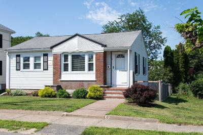Peabody Single Family Home For Sale: 5 James St.