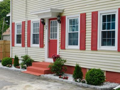 Attleboro Single Family Home For Sale: 29r Pearl St