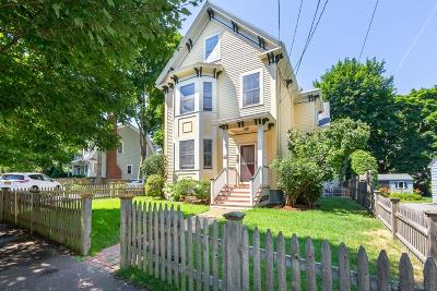 Arlington Single Family Home For Sale: 149 Hillside Avenue