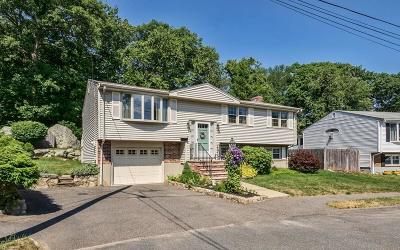Peabody Single Family Home For Sale: 21 Brentwood Drive