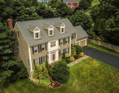 Westborough Single Family Home For Sale: 15 Wachusett View Drive