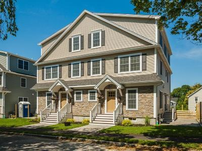 Waltham Condo/Townhouse Under Agreement: 10 Gale Street #2