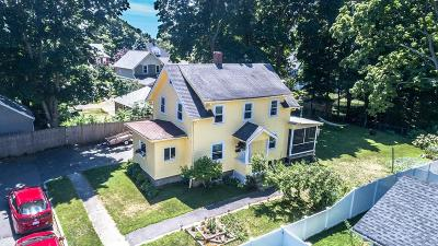 Melrose Single Family Home Under Agreement: 12 Radcliffe Rd