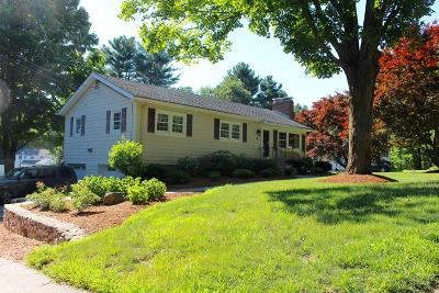 Andover Single Family Home Under Agreement: 48 Lovejoy Rd