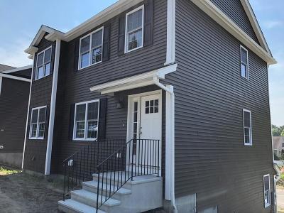 Billerica, Chelmsford, Lowell Condo/Townhouse Under Agreement: 4 Fairview Street #6
