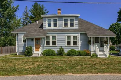 Methuen Single Family Home Contingent: 48 Causeway Street