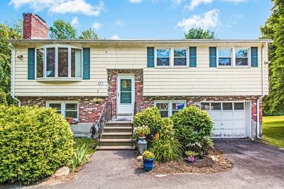 Burlington Single Family Home Under Agreement: 157 Mill St