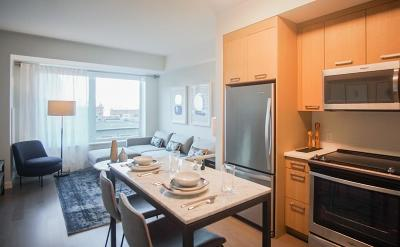 Rental For Rent: 101 Beverly Street #10T