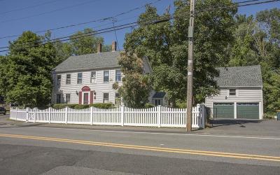 Abington Single Family Home For Sale: 705 Randolph St