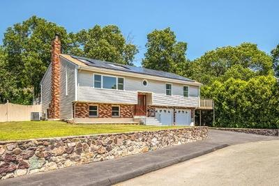 Saugus MA Single Family Home For Sale: $599,000