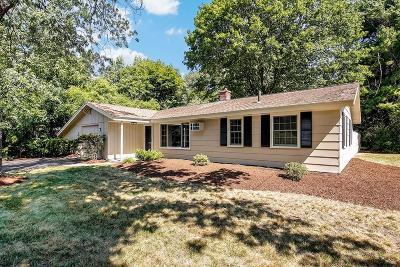 Framingham Single Family Home For Sale: 7 Sloane Drive