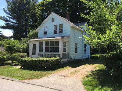 Wakefield Single Family Home Under Agreement: 15 Herbert St