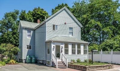 Newton Single Family Home For Sale: 9 Curve Street