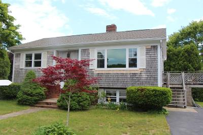 Bourne Single Family Home For Sale: 8 Stackpole Cir