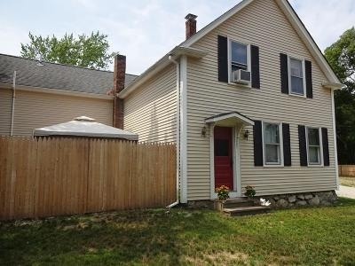 Carver Single Family Home For Sale: 267 Tremont St