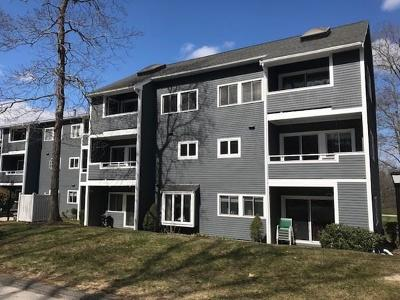 Ipswich Condo/Townhouse Contingent: 400 Colonial Dr #65