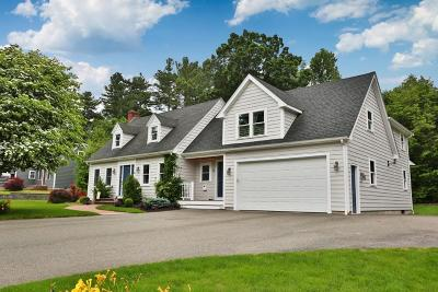Lynnfield MA Single Family Home Under Agreement: $759,900