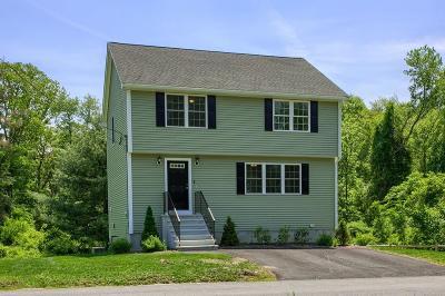 Billerica Single Family Home Contingent: 1 Nicholas Avenue