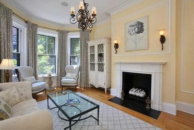 Condo/Townhouse For Sale: 289 Marlborough Street #1