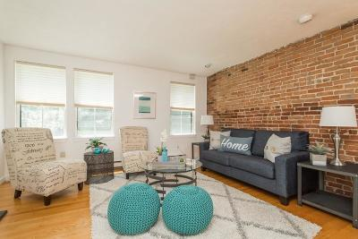 Condo/Townhouse Under Agreement: 227 W Canton Street #4