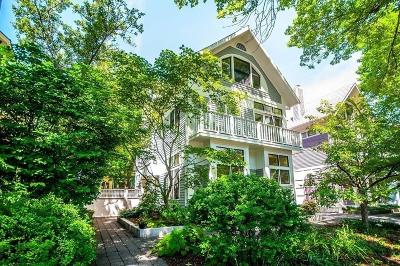 Cambridge MA Single Family Home For Sale: $1,595,000