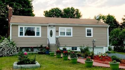 Randolph Single Family Home For Sale: 89 Pond Ln