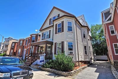 Boston Condo/Townhouse For Sale: 37 Saxton St #3