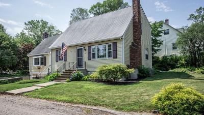 Canton Single Family Home For Sale: 22 Lincoln St