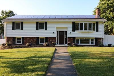 Burlington Single Family Home For Sale: 1 Sparhawk Dr