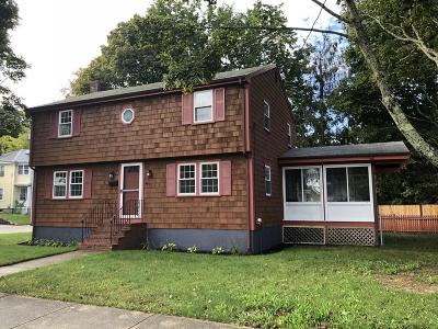 Plymouth Single Family Home For Sale: 2 Cordage St