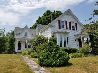 Bridgewater Single Family Home Contingent: 462 Main St