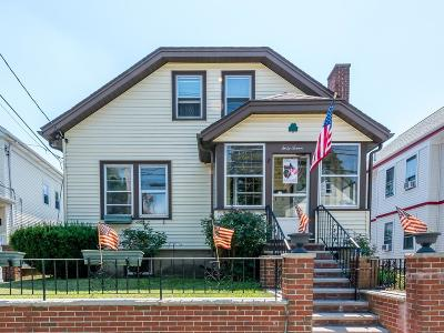 Waltham Single Family Home Contingent: 47 Derby St
