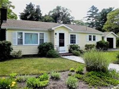 Wareham Single Family Home For Sale: 56 Wychunas Ave