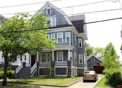 Malden Multi Family Home New: 50 Converse Avenue