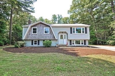 Norton MA Single Family Home Contingent: $389,900