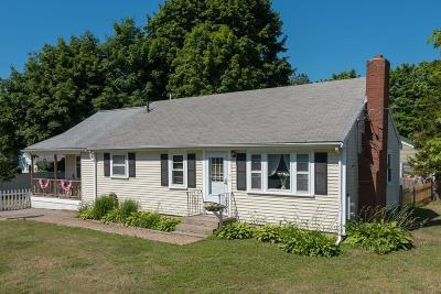 Rockland Single Family Home Contingent: 5 Nevens Circle