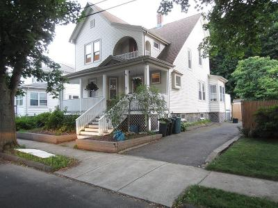 Saugus MA Single Family Home Contingent: $399,900