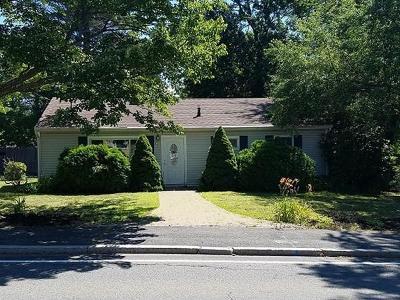 Framingham Single Family Home For Sale: 257 Beacon St