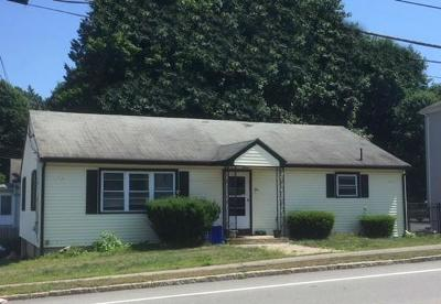 Woburn Single Family Home For Sale: 1025 Main St