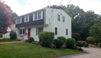 Waltham Single Family Home For Sale: 28 Galen Street