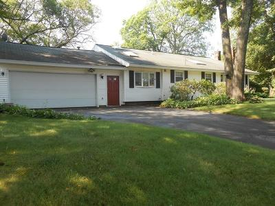 Brockton Single Family Home For Sale: 29 Dickinson Road