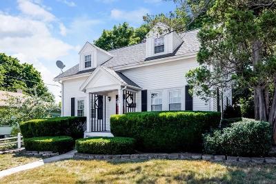 Braintree Single Family Home For Sale: 1666 Washington St