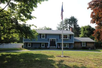 Bridgewater Single Family Home Contingent: 46 Bridle Rd