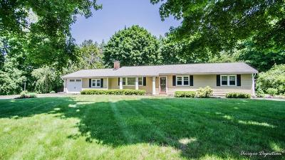 Andover Single Family Home For Sale: 143 Lovejoy Road